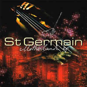 St Germain - Motherland EP - VinylWorld