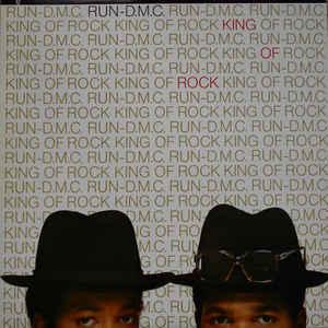 Run-DMC - King Of Rock - Album Cover