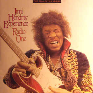 The Jimi Hendrix Experience - Radio One - Album Cover