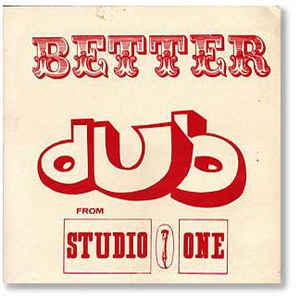 Dub Specialist - Better Dub - VinylWorld
