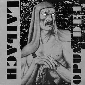 Laibach - Opus Dei - Album Cover