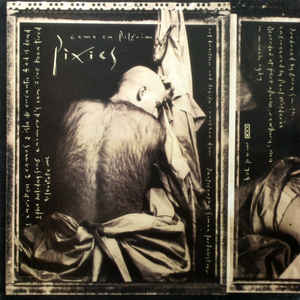 Pixies - Come On Pilgrim - Album Cover