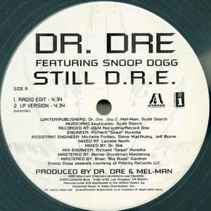 Still D.R.E. - Album Cover - VinylWorld