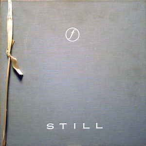 Joy Division - Still - Album Cover