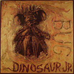 Dinosaur Jr. - Bug - Album Cover