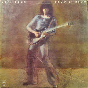 Jeff Beck - Blow By Blow - Album Cover