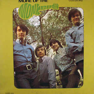 The Monkees - More Of The Monkees - Album Cover