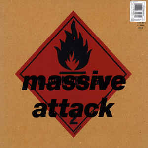 Massive Attack - Blue Lines - Album Cover