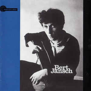 Bert Jansch - Album Cover - VinylWorld