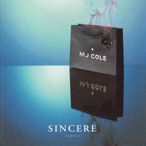 MJ Cole - Sincere - Album Cover