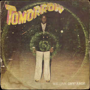 William Onyeabor - Tomorrow - Album Cover