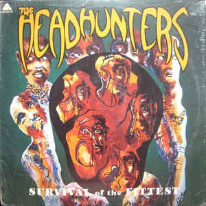 The Headhunters - Survival Of The Fittest - VinylWorld