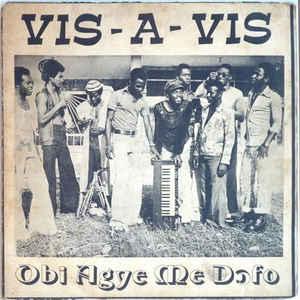Obi Agye Me Dofo - Album Cover - VinylWorld