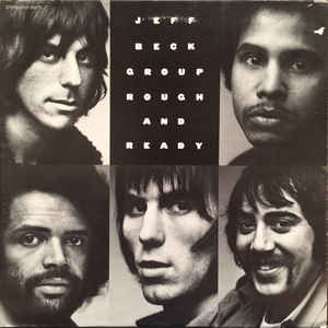 Jeff Beck Group - Rough And Ready - Album Cover