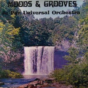 Ju-Par Universal Orchestra - Moods & Grooves - Album Cover