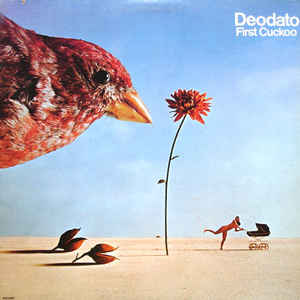 Eumir Deodato - First Cuckoo - Album Cover