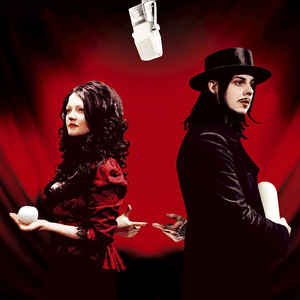 The White Stripes - Get Behind Me Satan - Album Cover