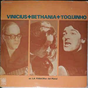 Vinicius De Moraes - En La Fusa (Mar Del Plata) - Album Cover