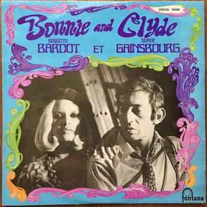 Bonnie And Clyde - Album Cover - VinylWorld