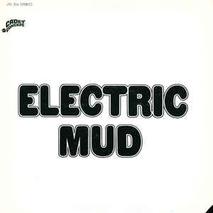 Muddy Waters - Electric Mud - Album Cover