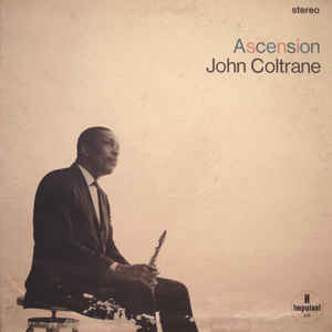 John Coltrane - Ascension (Edition I) - Album Cover
