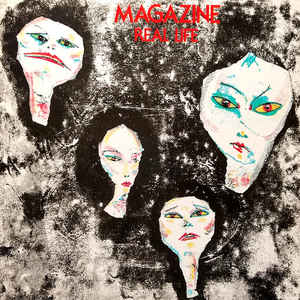 Real Life - Album Cover - VinylWorld