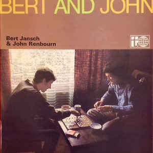 Bert Jansch - Bert And John - Album Cover