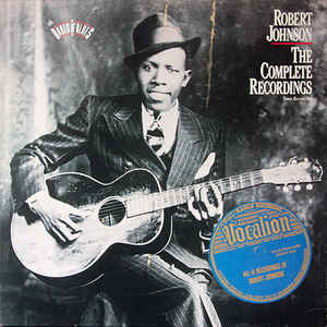 Robert Johnson - The Complete Recordings - Album Cover