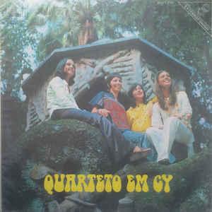 Quarteto Em Cy - Quarteto Em Cy - Album Cover