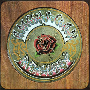 The Grateful Dead - American Beauty - Album Cover