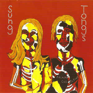 Animal Collective - Sung Tongs - Album Cover