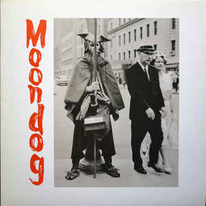 Moondog (2) - The Viking Of Sixth Avenue - Album Cover