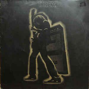 T. Rex - Electric Warrior - Album Cover
