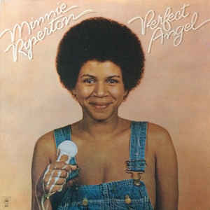 Minnie Riperton - Perfect Angel - Album Cover