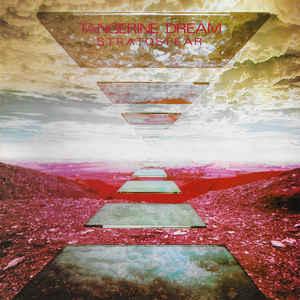 Tangerine Dream - Stratosfear - Album Cover