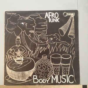 Body Music - Album Cover - VinylWorld