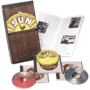 Various - The Sun Records Collection - Album Cover