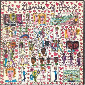 Tom Tom Club - The Genius Of Love - Album Cover