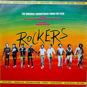 Various - Rockers (Original Soundtrack Recording) - Album Cover