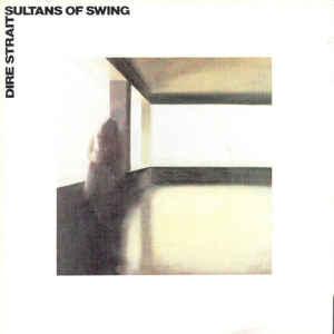 Dire Straits - Sultans Of Swing - Album Cover