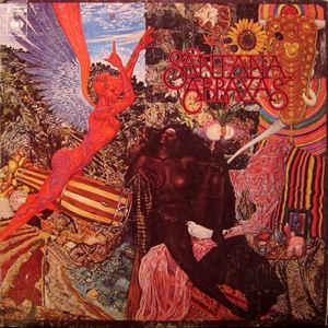 Santana - Abraxas - Album Cover