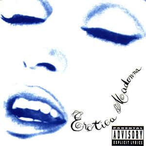 Erotica - Album Cover - VinylWorld