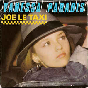 Vanessa Paradis - Joe Le Taxi - Album Cover