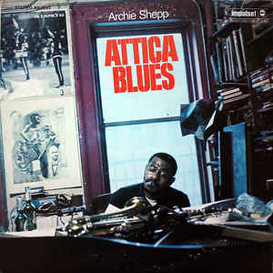 Attica Blues - Album Cover - VinylWorld