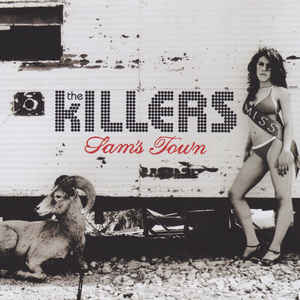 The Killers - Sam's Town - Album Cover