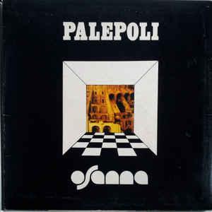Osanna - Palepoli - Album Cover