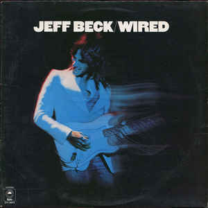 Jeff Beck - Wired - Album Cover