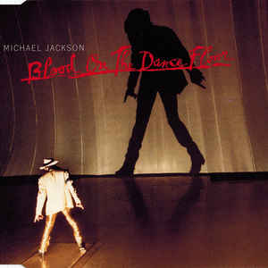 Michael Jackson - Blood On The Dance Floor - Album Cover