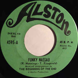 The Beginning Of The End - Funky Nassau - VinylWorld