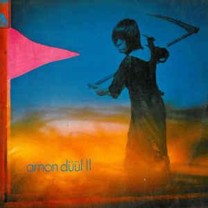 Amon Düül II - Yeti - Album Cover